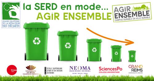 La Semaine européenne de réduction des déchets à Reims